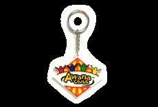 Awana 열쇠고리[고무재질]