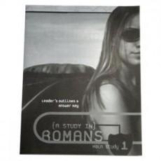 #54165 저니 로마서 리더가이드(Romans Leader`s Guide)