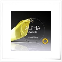 Alpha Award and Pin(알파상)